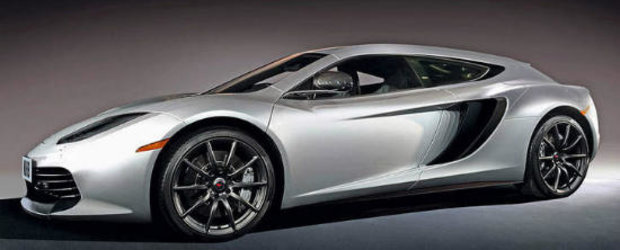 Porsche pregateste un model Shooting Brake. La fel si McLaren