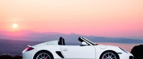Porsche prezinta Boxster Spyder
