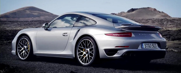 Porsche prezinta in actiune si detaliu noul 911 Turbo. VIDEO AICI!