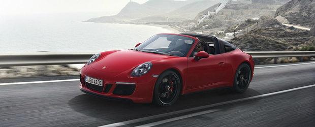 Porsche renunta la motorul aspirat si lanseaza 911 GTS facelift