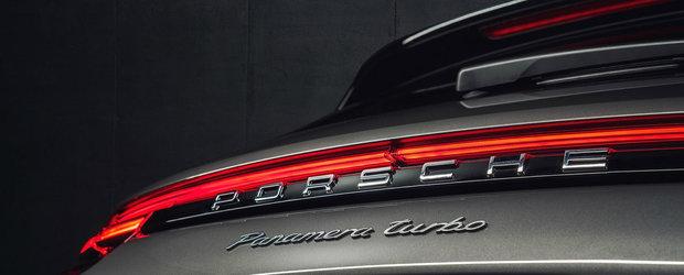 Porsche scoate pe piata un break de 550 CP si 158.604 euro. Secretele noului Panamera Sport Turismo
