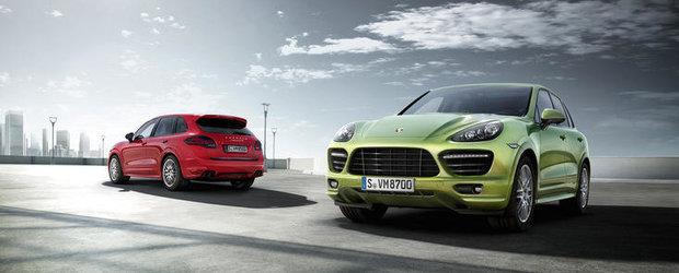 Porsche se vinde mai bine in 2012