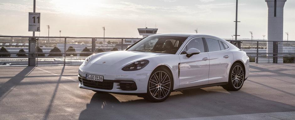 Porsche spune STOP. Nemtii opresc definitiv productia tuturor modelelor cu motoare DIESEL