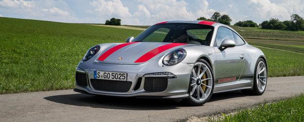 Porsche tine la fanii sai. Nemtii pregatesc un nou 911 pentru puristi