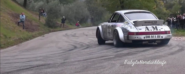 Porsche-ul 911 si raliurile fac casa buna