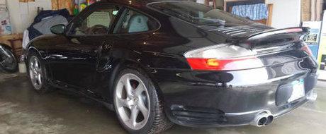 Porsche-ul asta incalca orice regula. Are aproape 1 milion de kilometri in bord