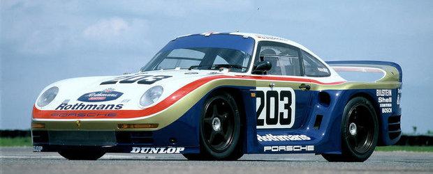 Porsche va construi o masina care va rivaliza cu Ferrari 458 Italia