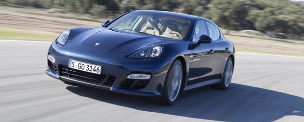 Porsche viseaza la doua noi modele