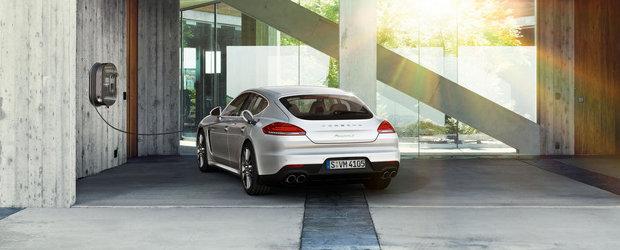 Porsche vrea sa aiba modele hibrid pentru intreaga gama