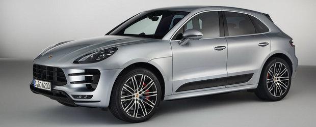 Porsche vrea sa elimine companiile de tuning. Germanii lanseaza propriul lor kit de performanta pentru Macan
