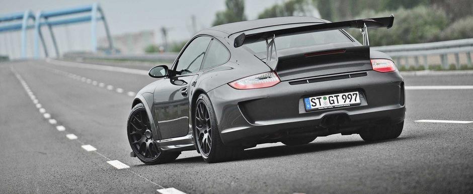 Porschele care a innebunit Polonia: are 1000 Nm si cutie manuala