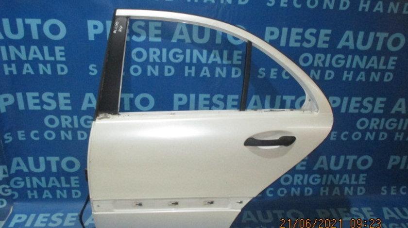 Portiere spate Mercedes C200 W203 2000