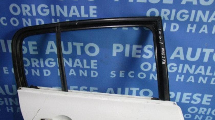 Portiere spate Renault Megane ; 5-hatchback