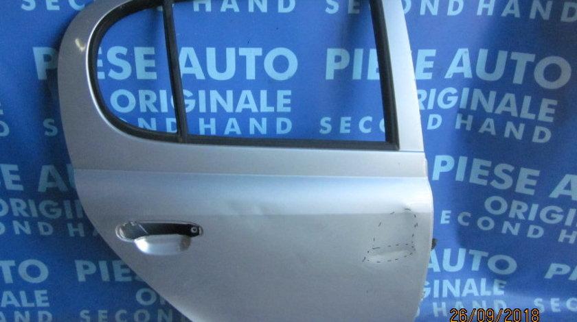 Portiere spate Toyota Yaris 2002; 5-hatchback