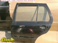 Portiere spate VW Golf 3