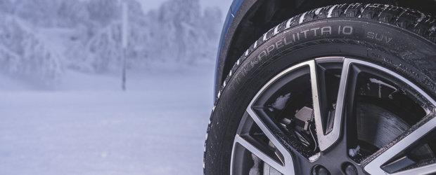 Portofoliul Nokian Tyres se extinde: Noile anvelope NOKIAN HAKKAPELIITTA 10 duc siguranta la nivelul urmator