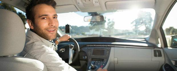 Portretul soferului partener Uber: tanar, cu educatie superioara, antreprenor sau liber profesionist