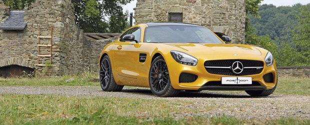 Posaidon anunta un tuning traznet pentru Mercedes AMG GT: 700 CP si 349 km/h