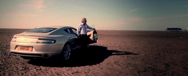 Posesorul unui Aston Martin Rapide ne spune ce iubeste la masina sa
