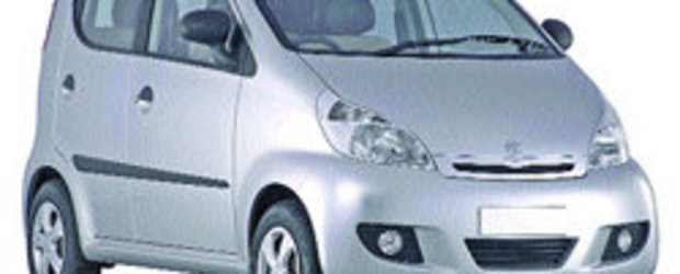 Posibil rival pentru Tata Nano? Masini de 2500 si 3000 $