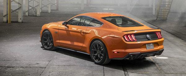 Poti sa-i mai spui si tuning de fabrica: Ford a luat motorul vechiului Focus RS si l-a pus pe noul Mustang EcoBoost