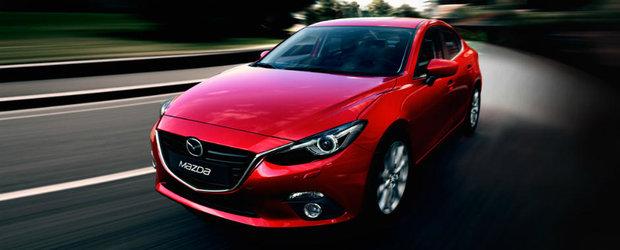 Potrivit ultimelor cifre, japonezii de la Mazda au produs mai mult de 5 milioane de modele Mazda3