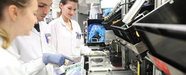 Poveste de succes in Romania: Continental a produs 92 de milioane de componente electronice la Timisoara