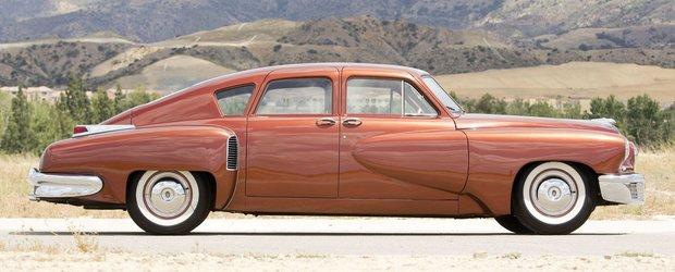 """Povestea autoturismului-fantoma revolutionar """"Tucker 48"""""""