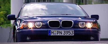 Povestea BMW-ului care a inventat farurile cu Angel Eyes