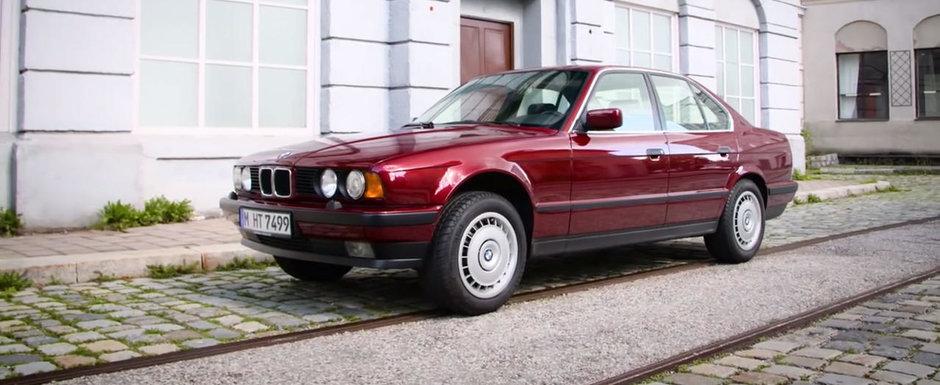 Povestea BMW-ului testat 7 milioane de kilometri inainte de a fi lansat pe piata
