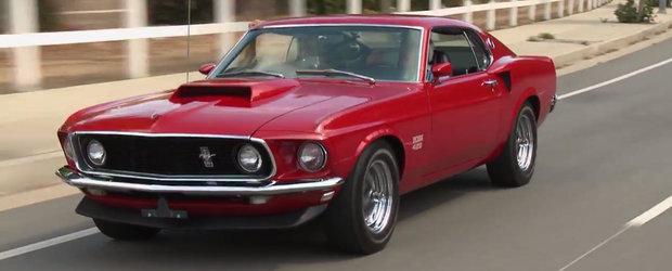 Povestea celui mai dorit Ford Mustang din istorie. Numai 1.358 de bucati au fost construite.