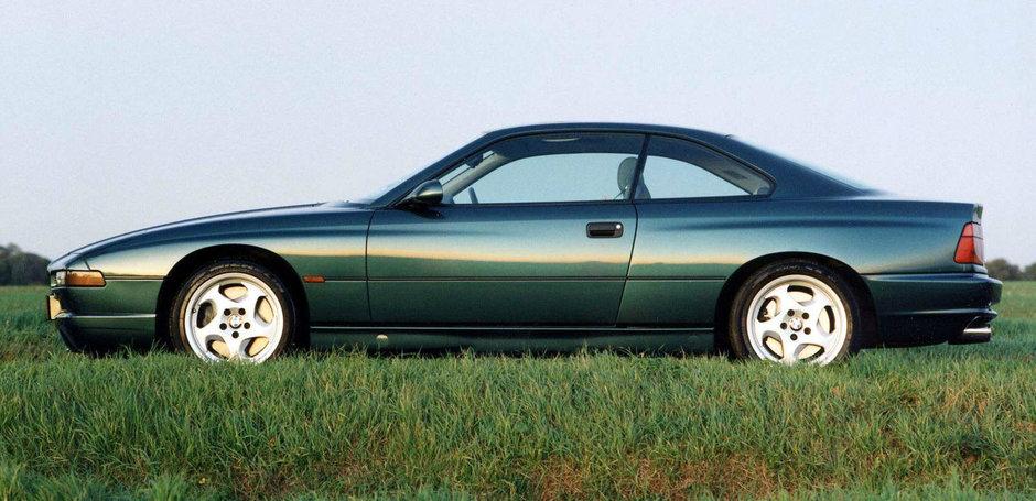 Povestea celui mai frumos esec din istorie: fascinantul BMW Seria 8