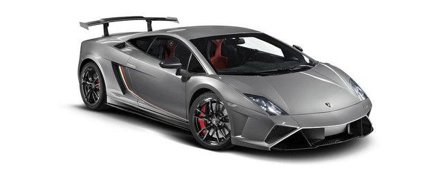 Povestea continua: Lamborghini dezvaluie noul Gallardo LP570-4 Squadra Corse