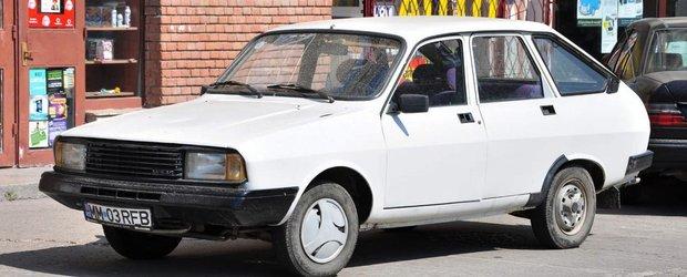 Povestea Daciei hatchback Liberta, 'Ratusca cea Urata' fara de succes a Romaniei
