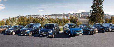 Povestea de succes Dacia continua: 584.000 de vehicule vandute in 2016