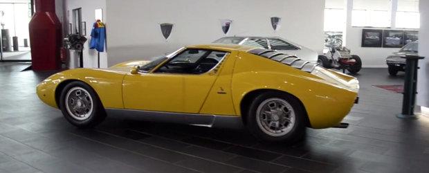 Povestea de viata a lui Ferruccio si cum a luat nastere compania Lamborghini