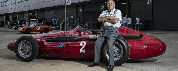 Povestea eternitatii si a pilotului absolut de Formula 1: Sir Stirling Moss