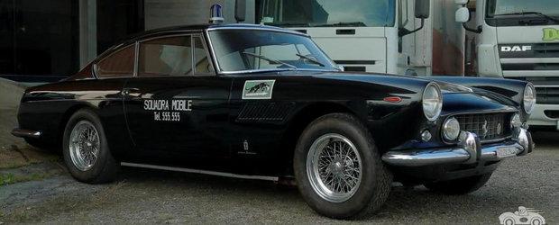 Povestea Ferrari-ului 250 GTE care a servit Politia din Roma