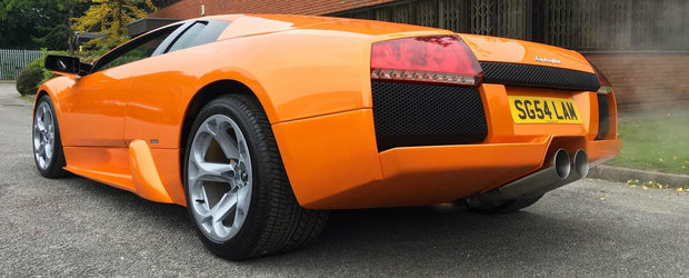 Povestea Lamborghini-ului care a parcurs mai mult de 400.000 de kilometri