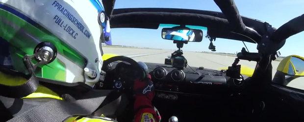 Povestea recordului de care Bugatti nu vrea sa auda. Cum a fost depasit modelul Vitesse la viteza maxima