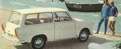Povestea masinii de carton Trabant: motor in 2 timpi, schimbator la volan si mult fum