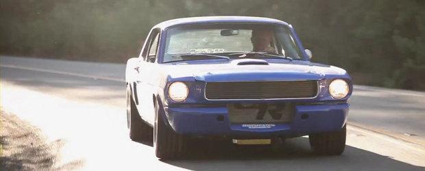 Povestea tunerului Maier Racing si a acestui superb Ford Mustang