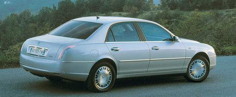 Povestea unei fantome: Lancia Thesis, limuzina italiana care a incercat sa fie mai buna ca masinile germane