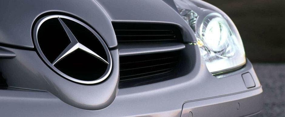 Povestea unei masini uitate de timp: primul Mercedes cu motor TRI-TURBODIESEL