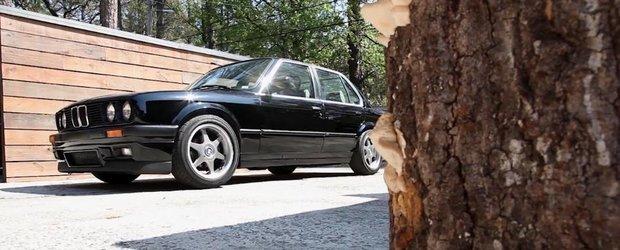 Povestea unui BMW E30: cinstita si plina de pasiune