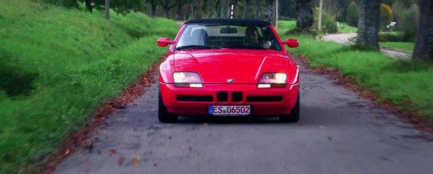 Povestea unui BMW Z1 spusa de proprietarul sau
