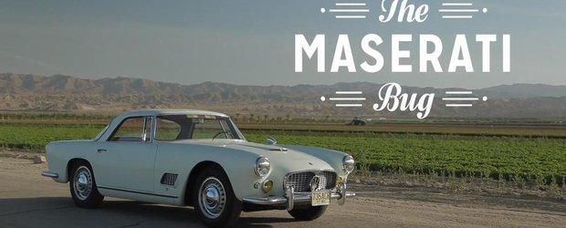 Povestea unui Maserati 3500GT: dragoste la prima vedere
