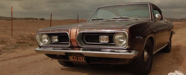 Povestea unui muscle-car pur: Plymouth Barracuda Formula S