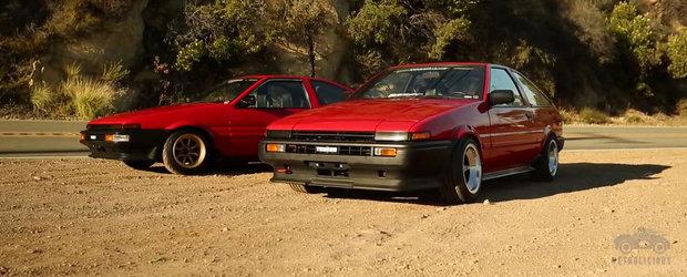 Povestea unui pasionat de masini cu cinci Toyote AE86 in garaj