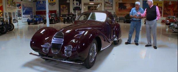 Povestea unui Talbot Lago 150 CS din 1937 venit in garajul lui Jay Leno
